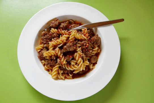 Instant-Pot-Rezept: One Pot Pasta Fauler-Koch